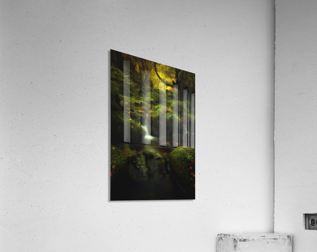 Land of Xanes  Acrylic Print