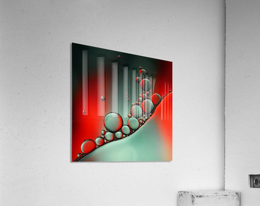 Color adaptation  Acrylic Print