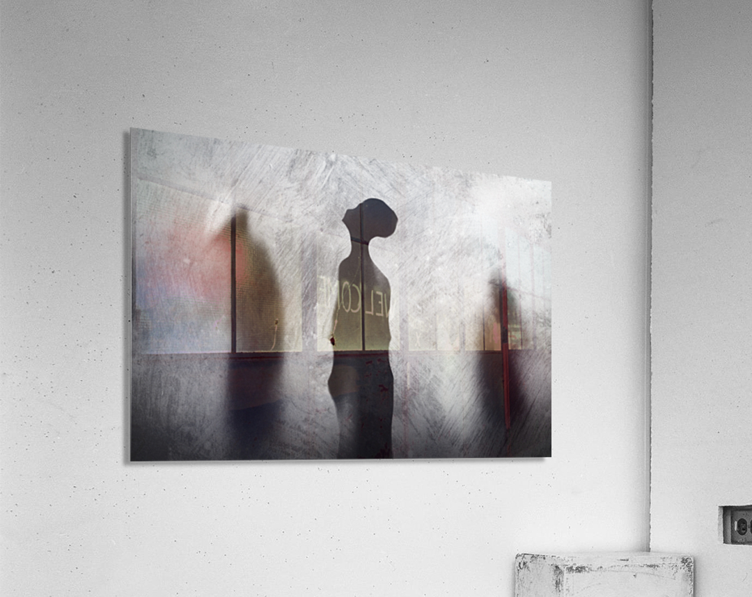 Two In One  Acrylic Print