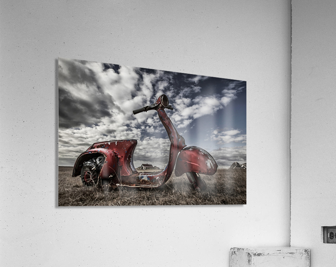 Framed Memories  Acrylic Print