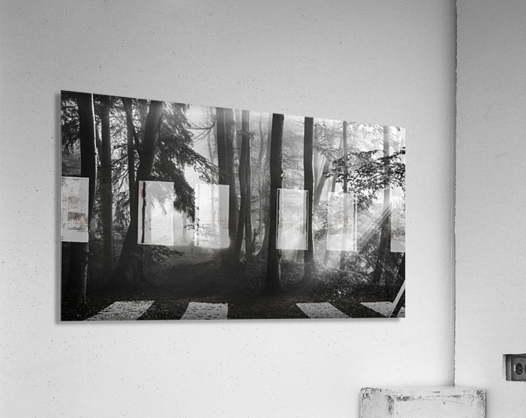 The first light...  Acrylic Print