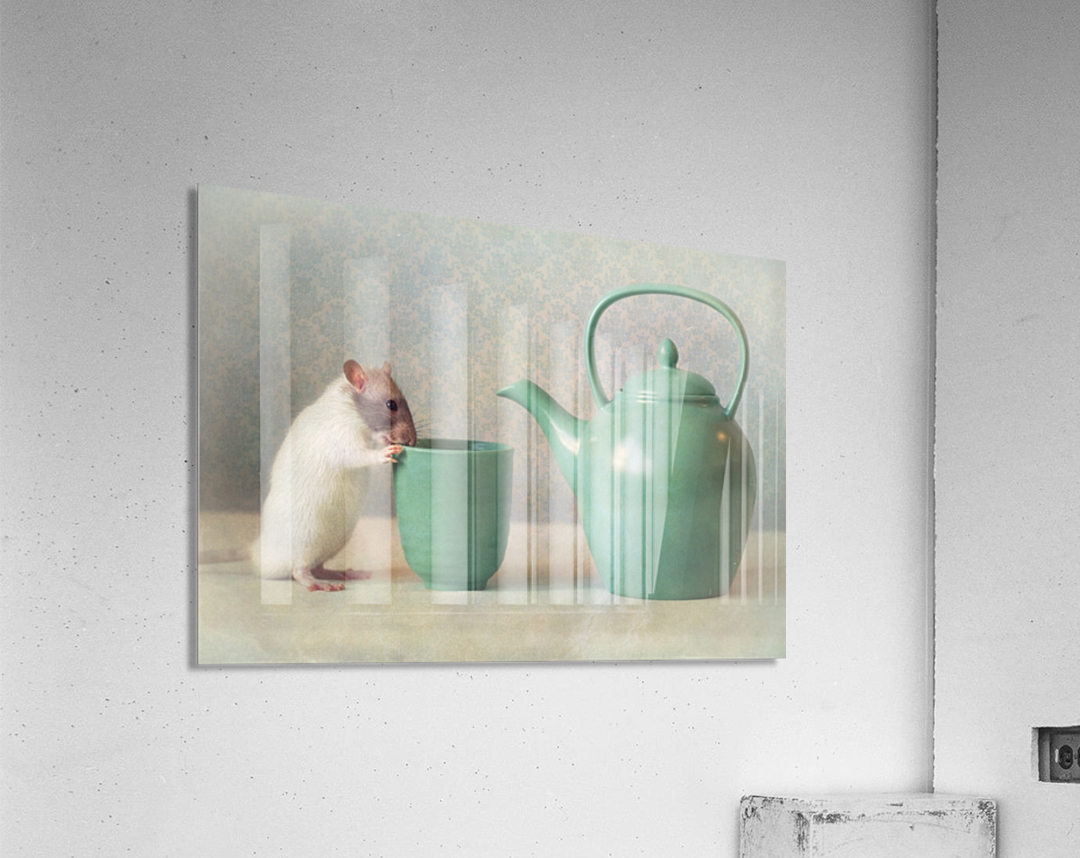 The Teapot  Acrylic Print