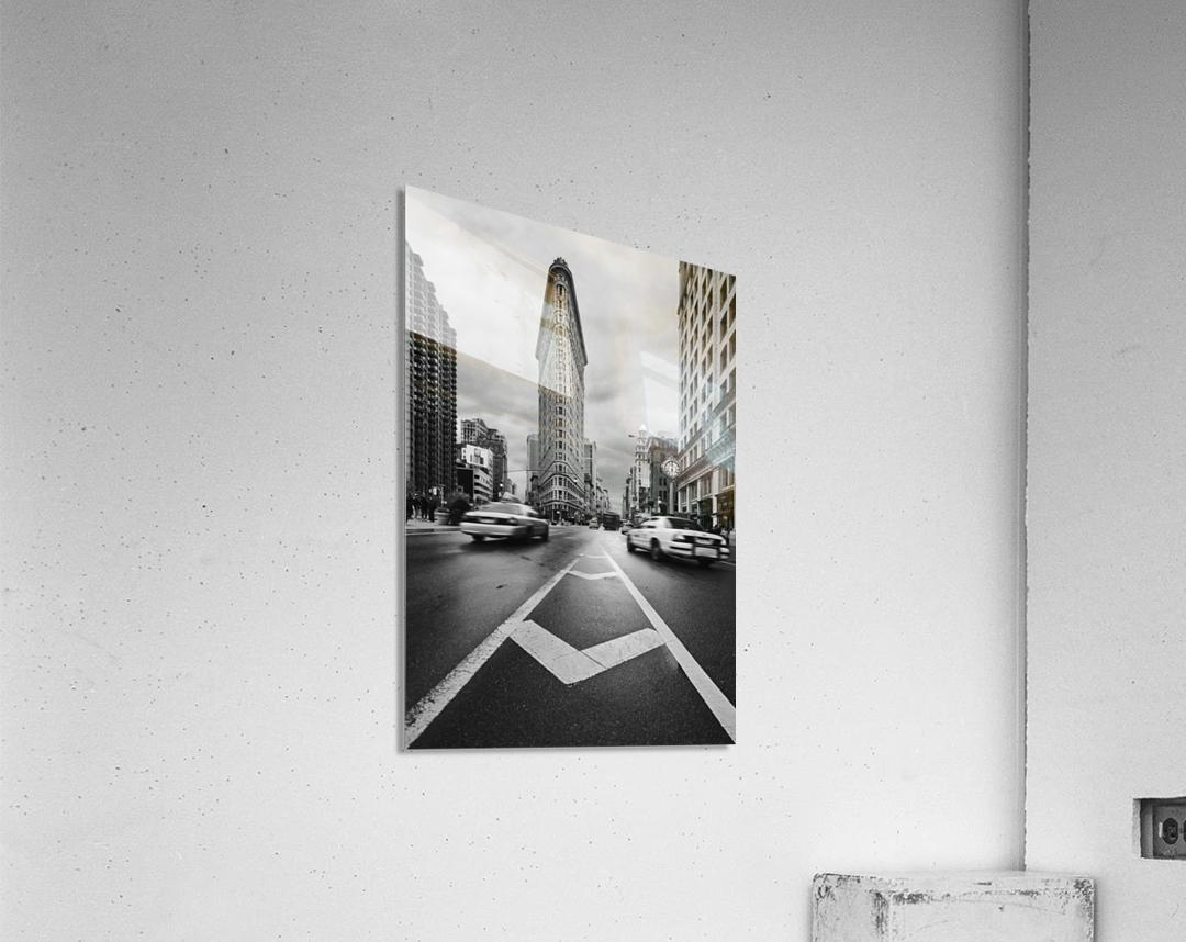 Taxiiii  Acrylic Print