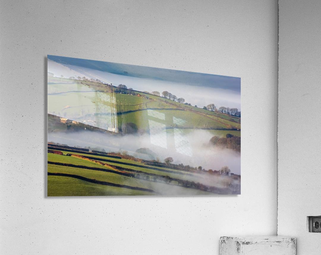 Agricultural mist  Acrylic Print