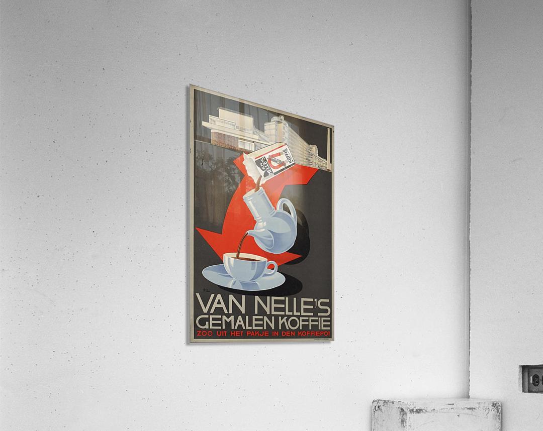 Van Nelle German Koffie  Acrylic Print