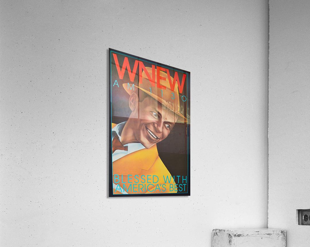 WNEW  Acrylic Print