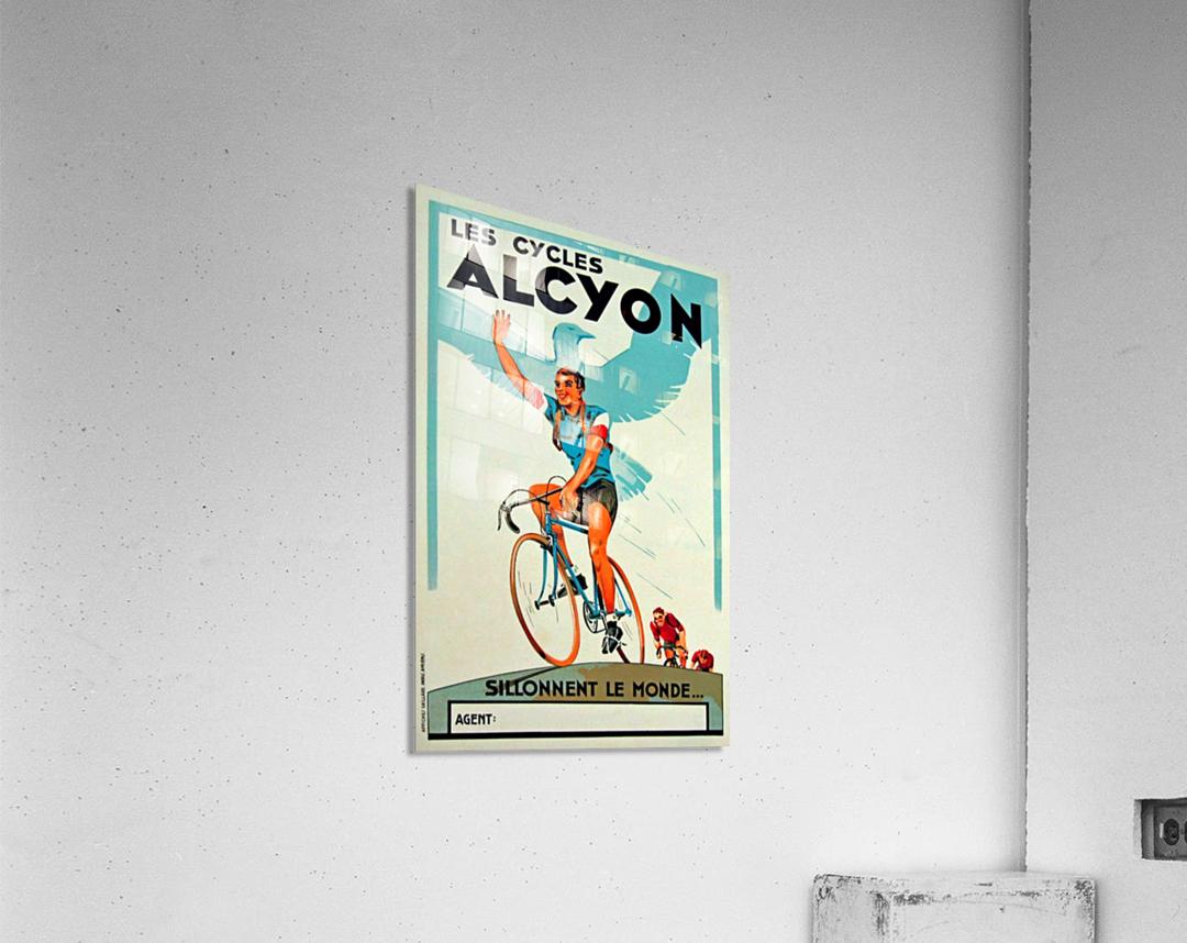 Alcyon Cycles  Acrylic Print