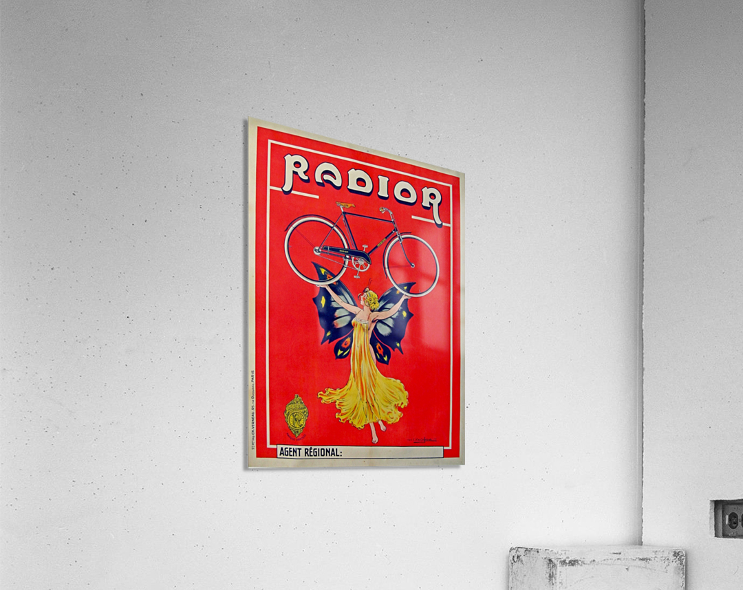 Radior  Acrylic Print