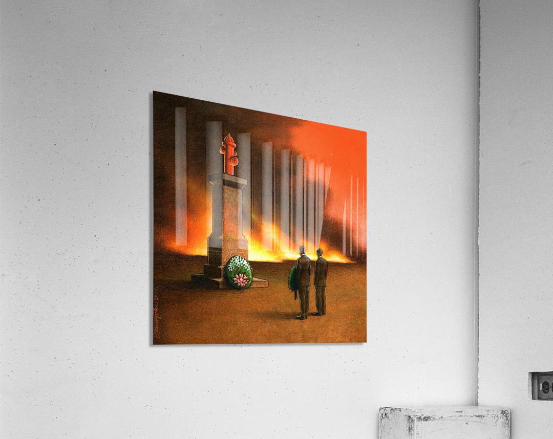 Monument  Acrylic Print