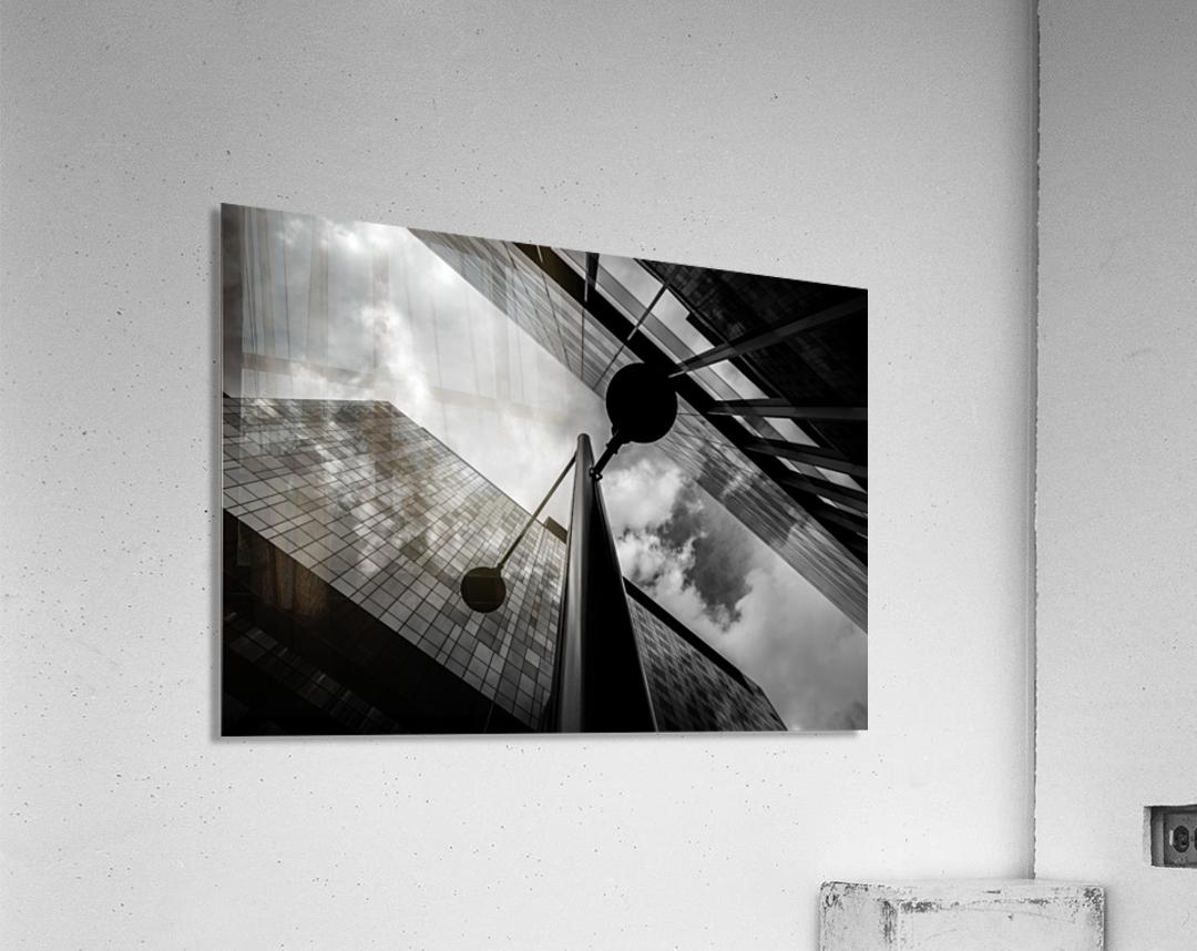 W&B  Acrylic Print