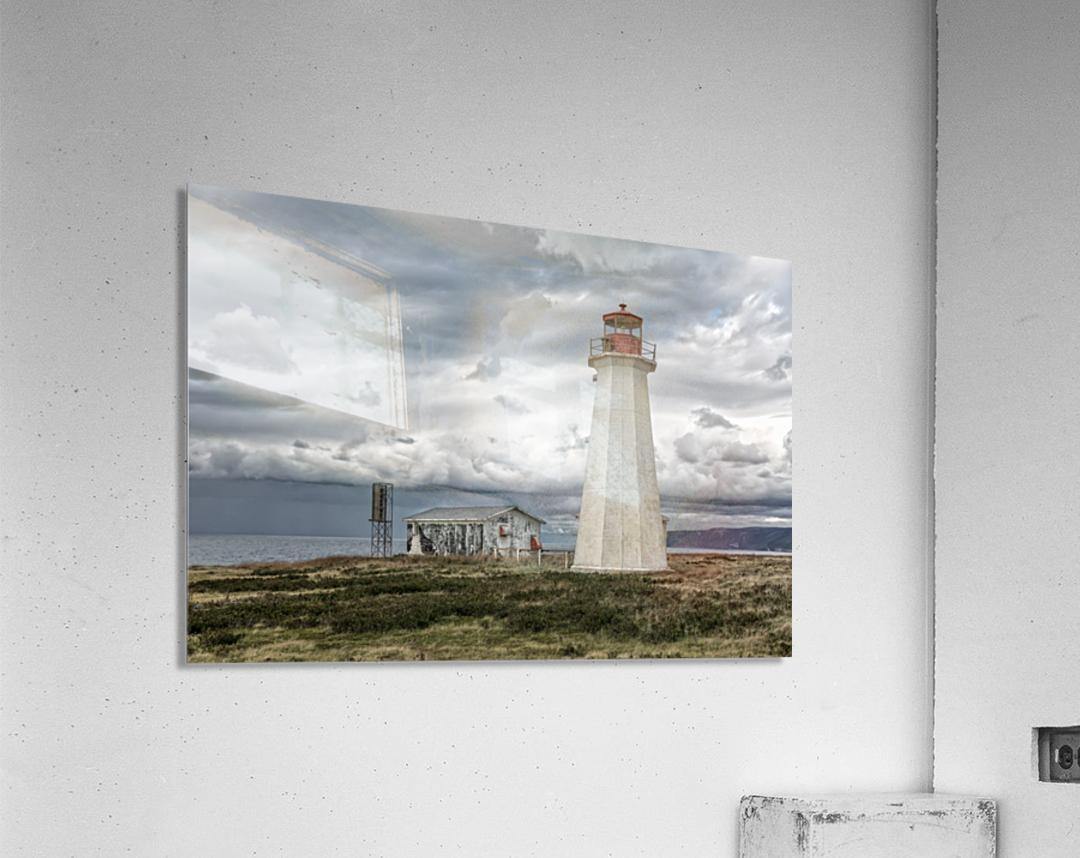 Lighting The Way  Acrylic Print