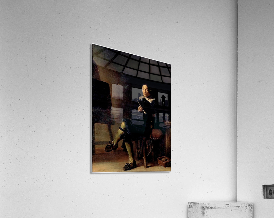 Autoportrait  Acrylic Print