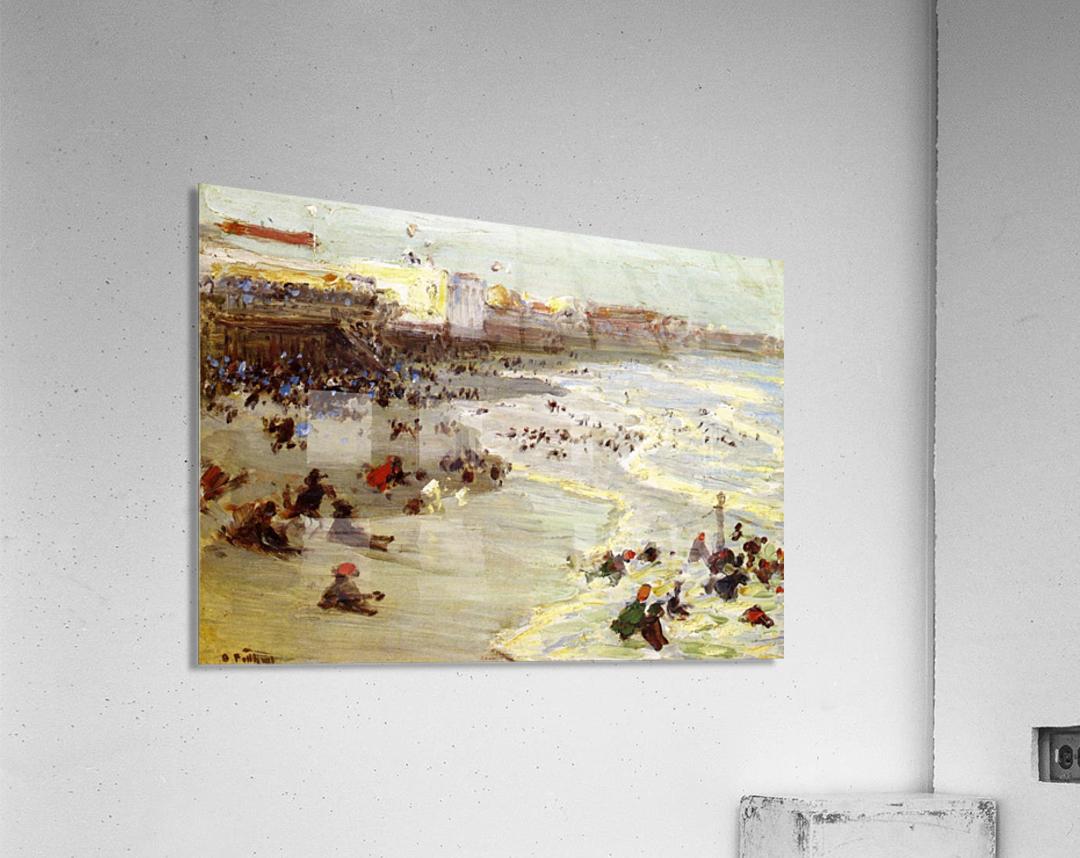 Coney Island  Impression acrylique