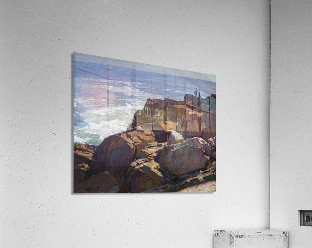 Beach Scenes, Brighton  Acrylic Print