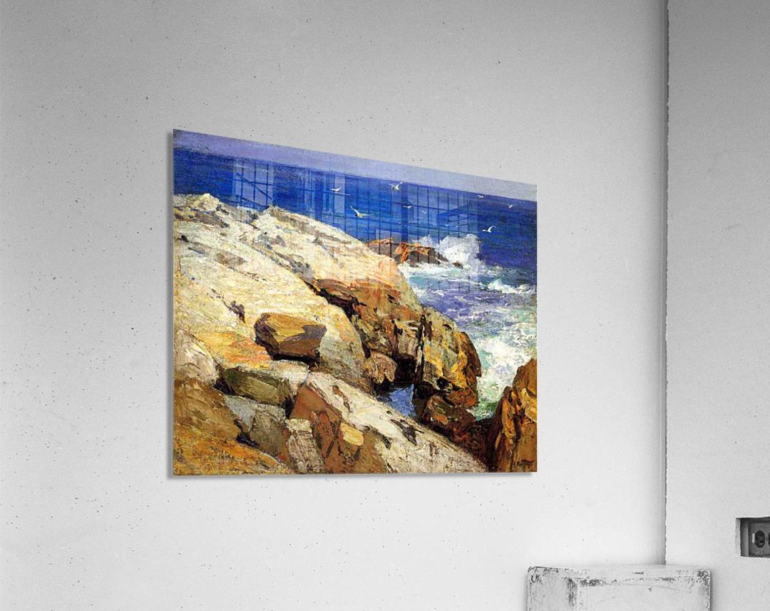 The Maine Coast  Acrylic Print