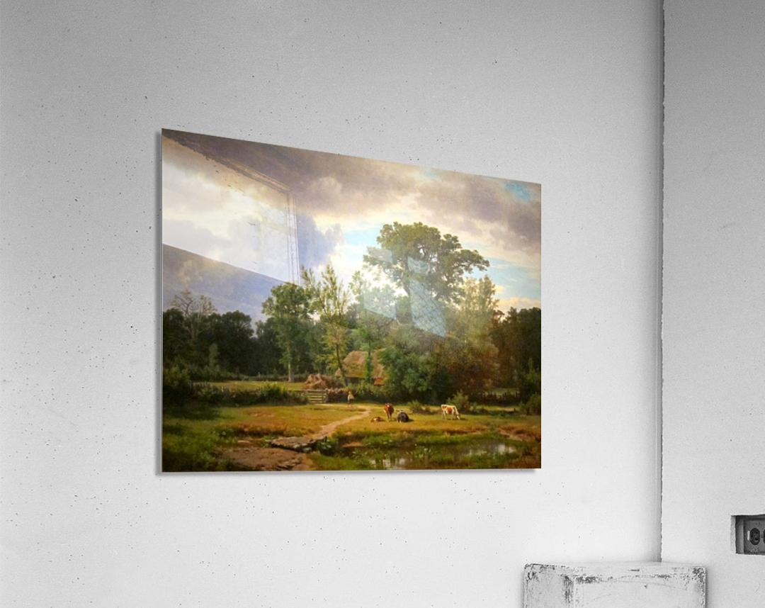 Paesaggio della Westfalia  Acrylic Print