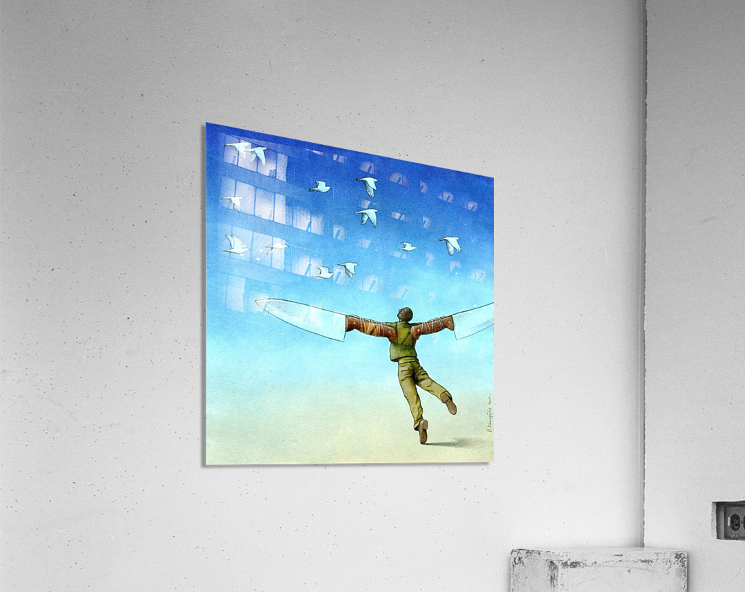 Flight  Acrylic Print