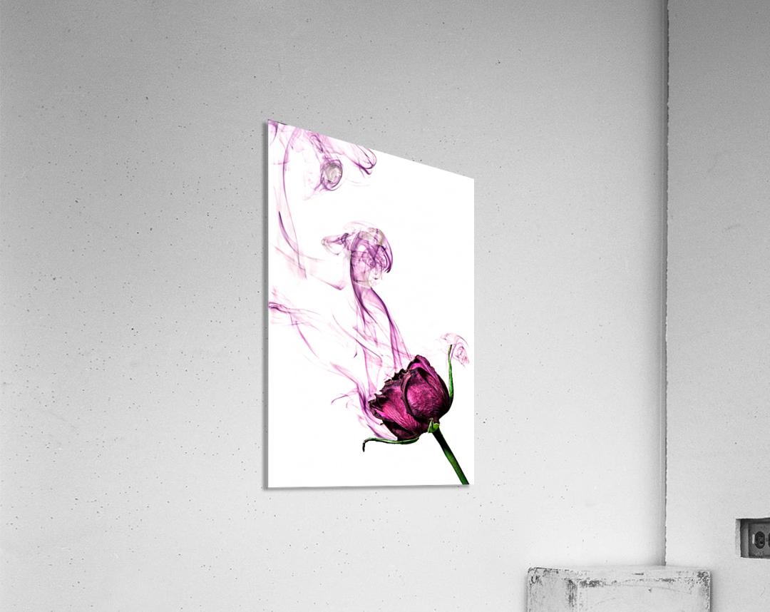 The Smoke  Acrylic Print