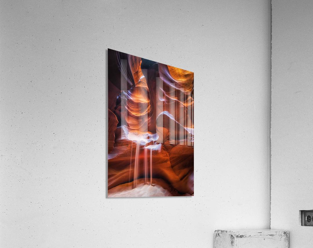 Antelope Canyon 4  Acrylic Print