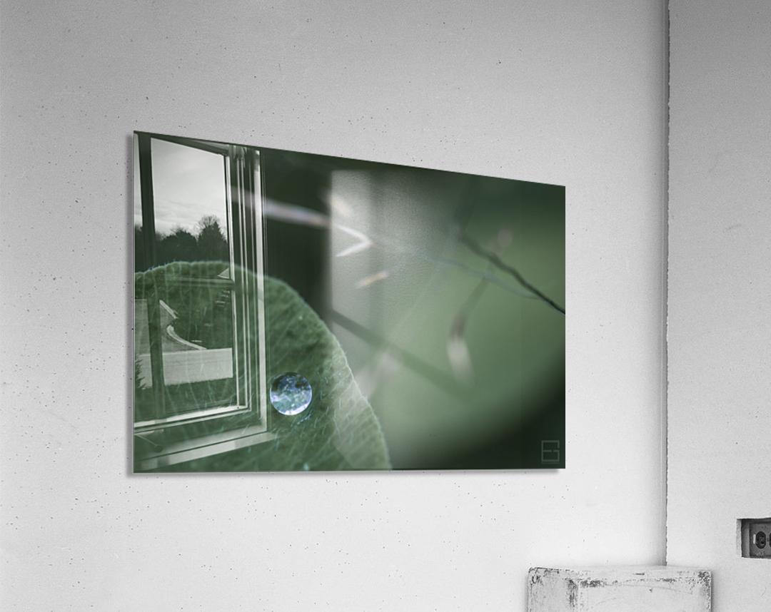 drop  Acrylic Print