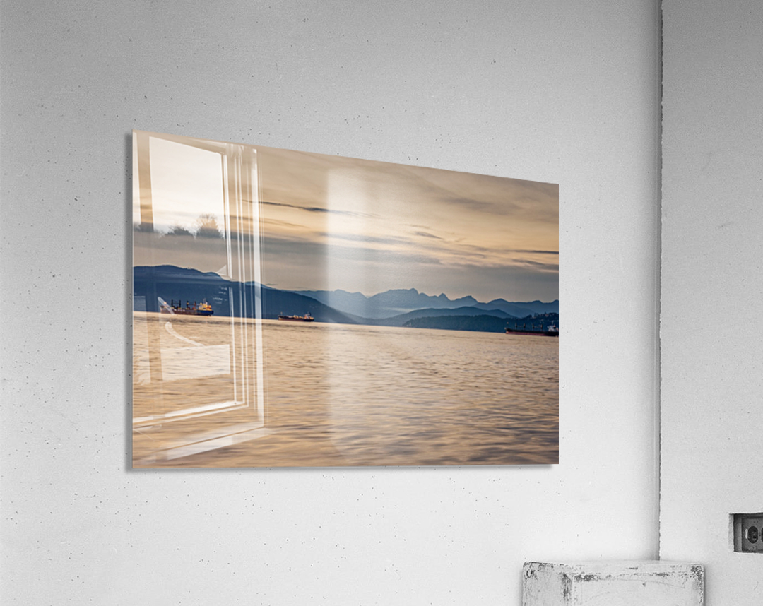 Pacific North West  Acrylic Print