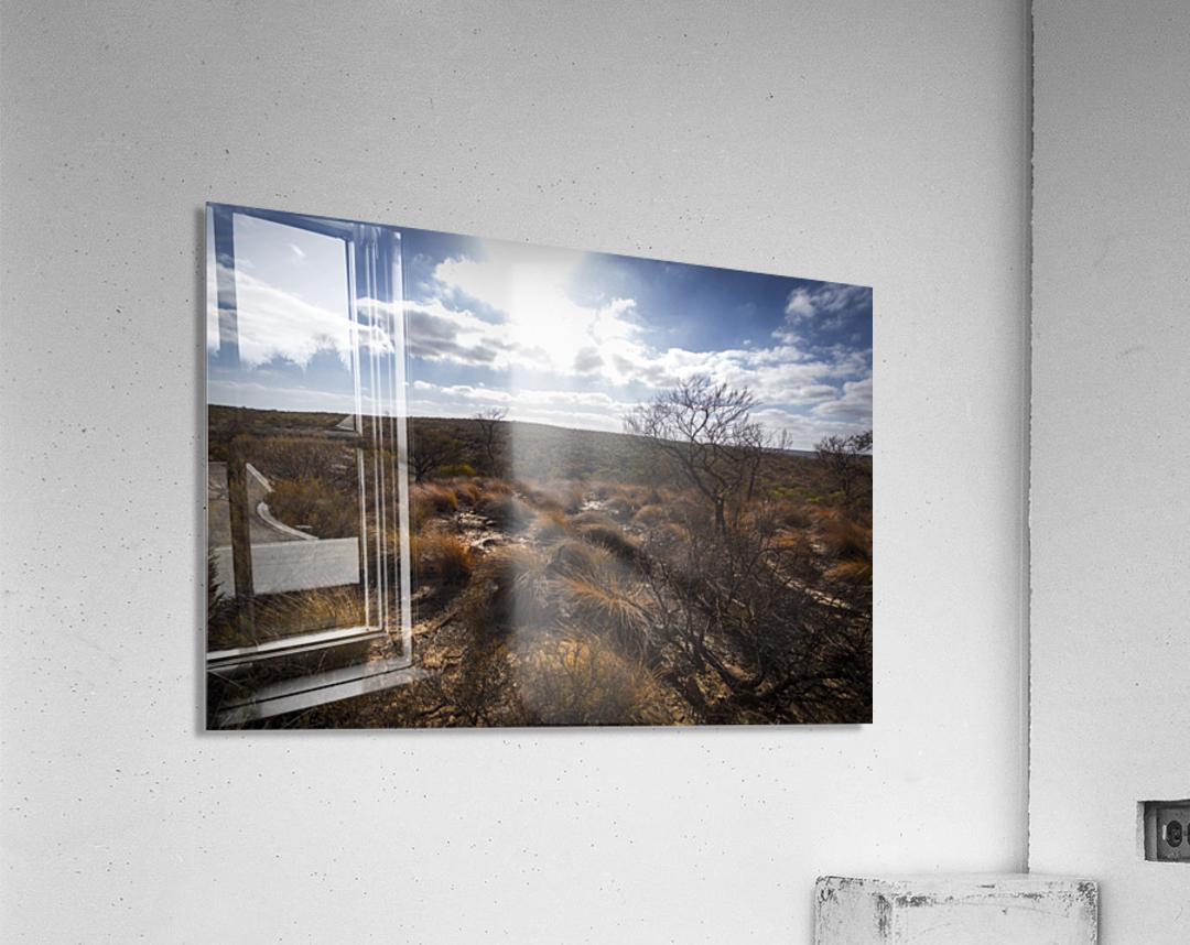 Kalbarri Canyon  Impression acrylique