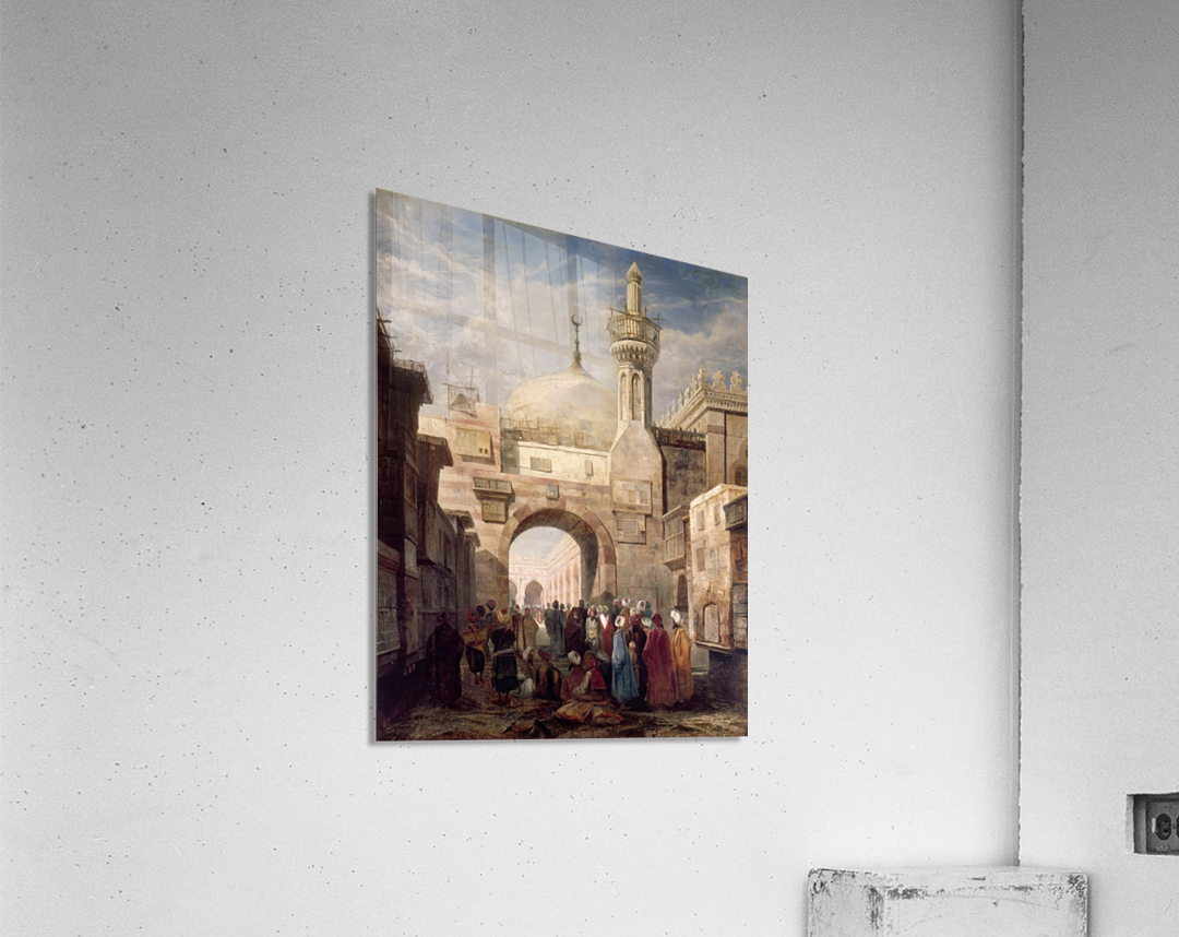 Mosque of Al Azhar in Cairo  Acrylic Print