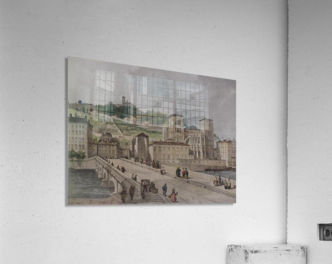 Le pont Tilsitt  Acrylic Print