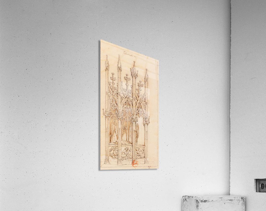 Tombeau du Christ  Acrylic Print