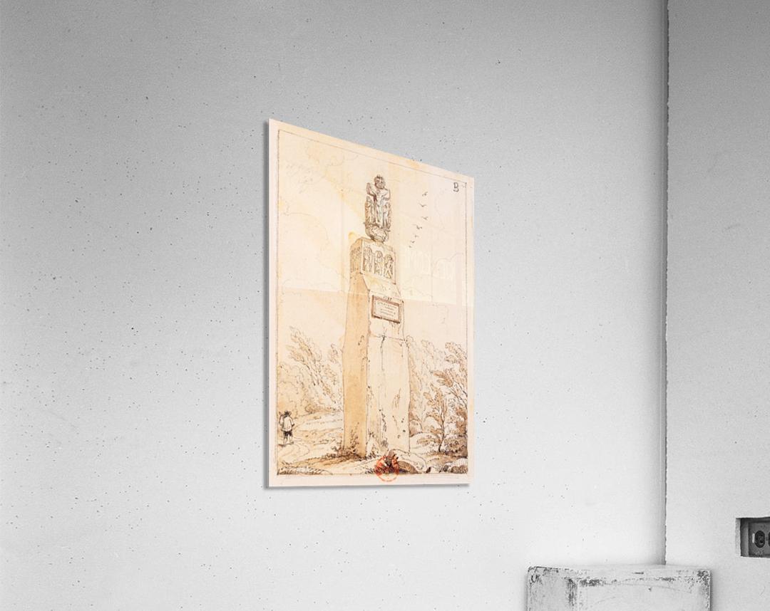 Christ de Breitenstein  Acrylic Print