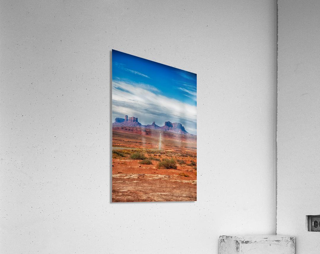 Monument Valley 1  Acrylic Print
