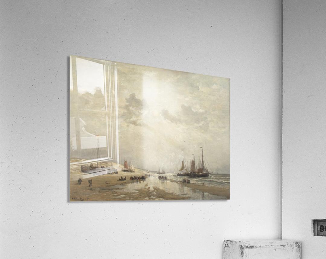 Manana en Scheveningen  Acrylic Print