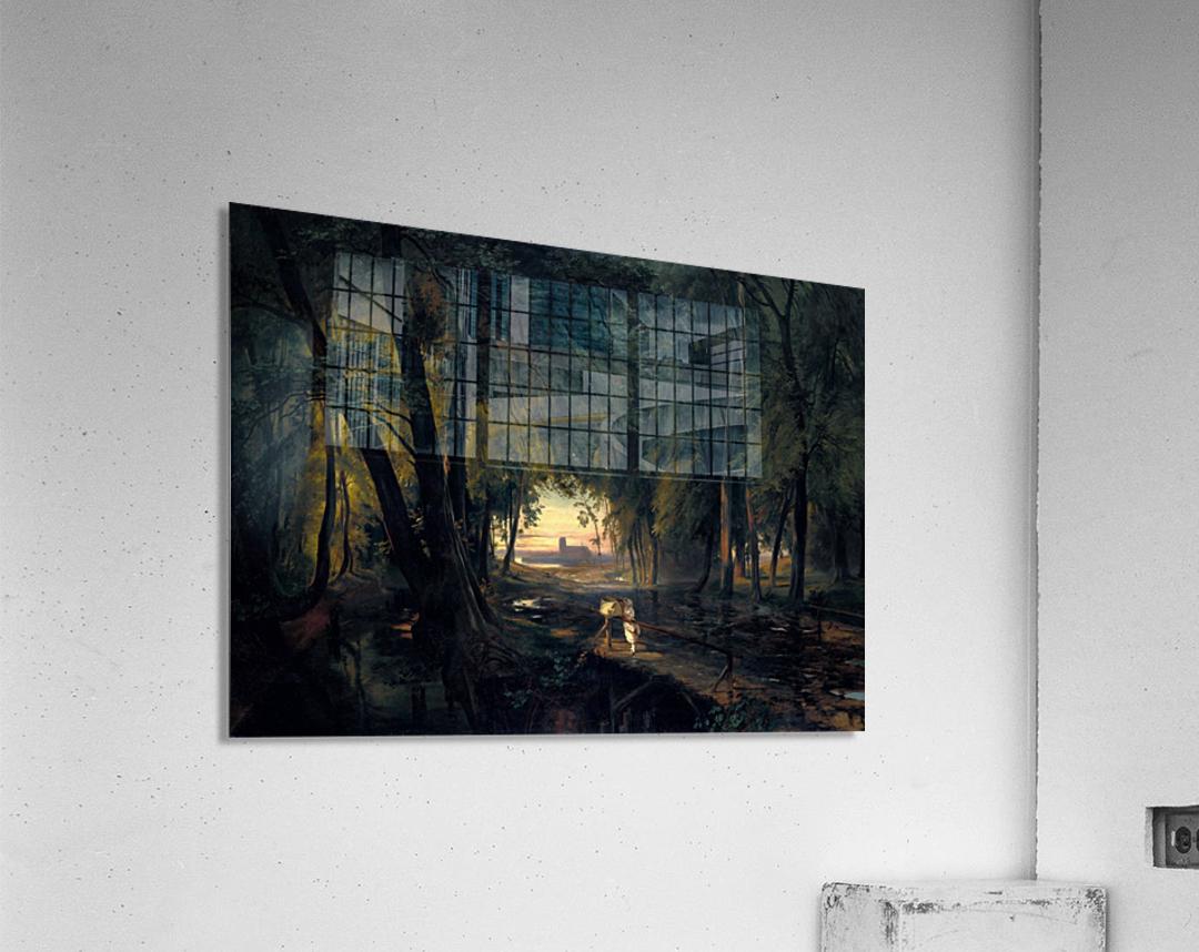 Alchetron  Acrylic Print
