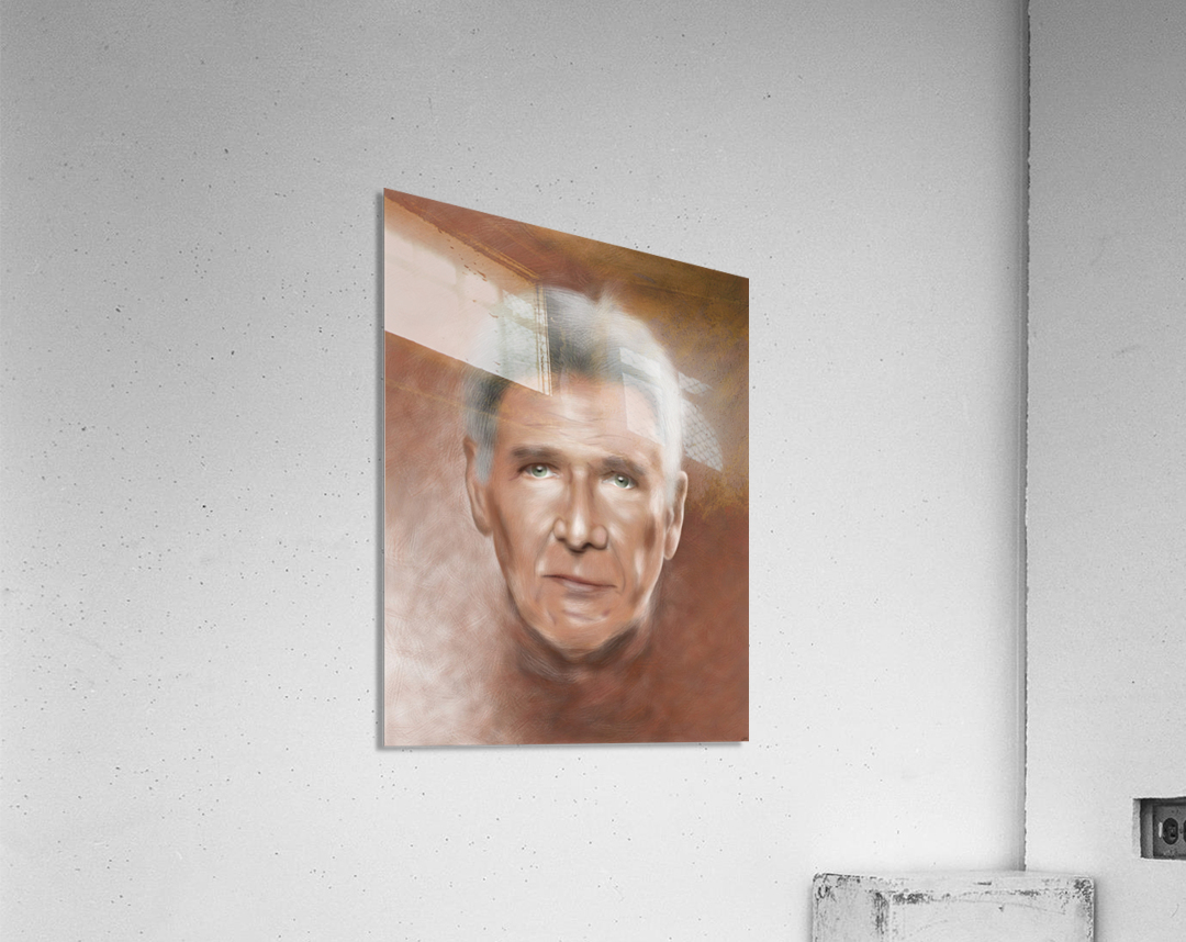 Jonessium V1 - the legend  Acrylic Print