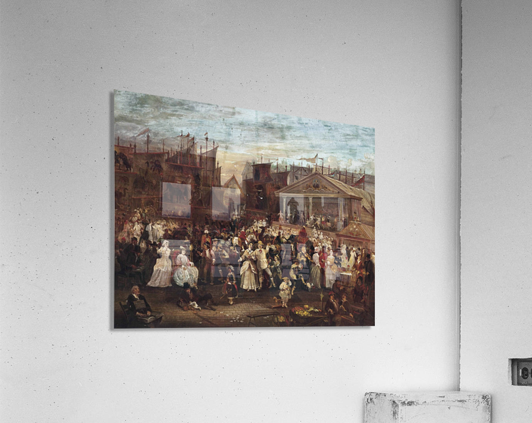 Greenwich fair  Acrylic Print