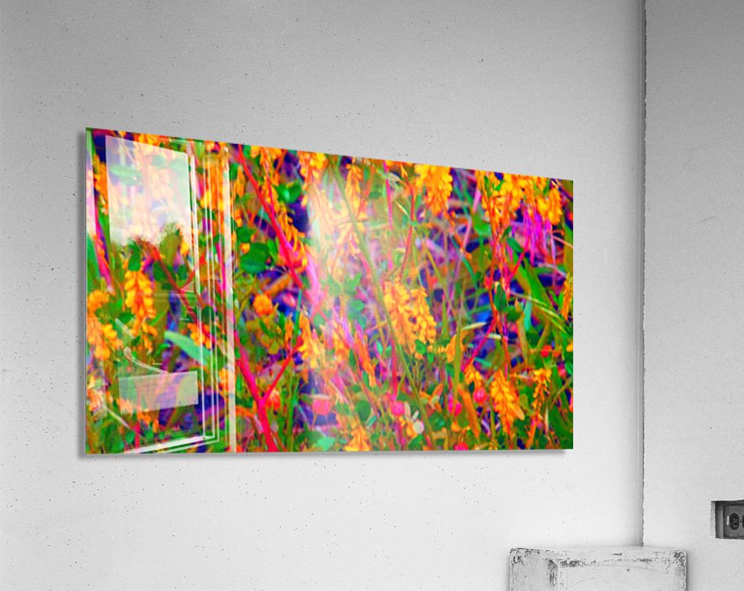 weedart  Acrylic Print