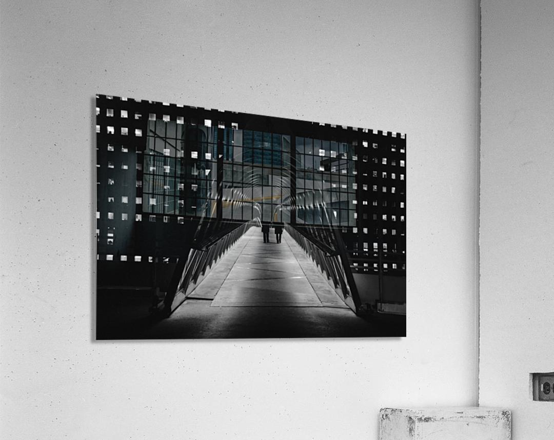 La Defense Paris  Acrylic Print