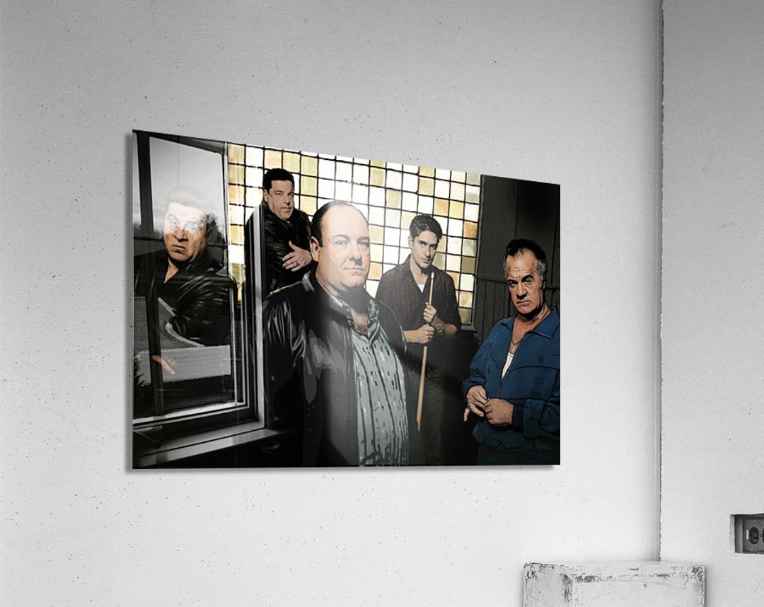 The Sopranos   Acrylic Print