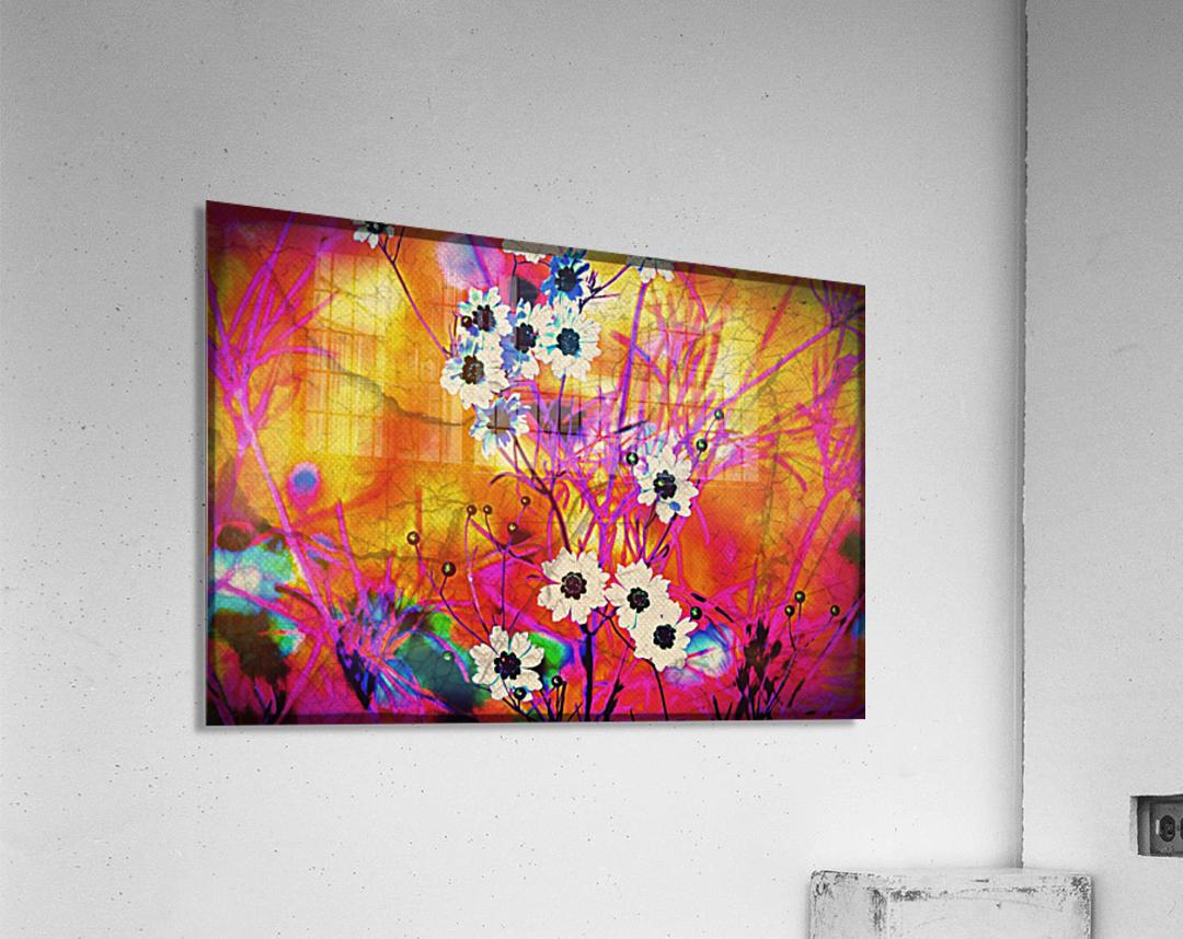 Fancy Weeds  Acrylic Print