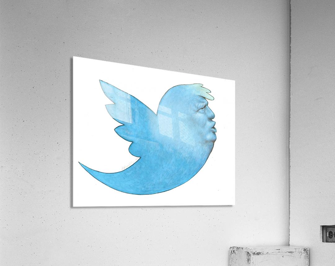 president  Acrylic Print