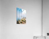 Sunny day on Naples Bay  Acrylic Print