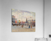 Place of Clichy  Acrylic Print