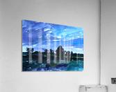 morning landscape 2  Acrylic Print