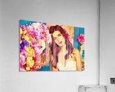 WeddingPic PicArt  Acrylic Print