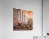 Dead City  Acrylic Print