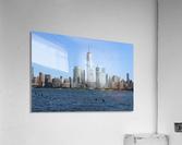 MANHATTAN, NEW YORK  Acrylic Print