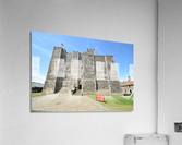 DOVER CASTLE, UK  Acrylic Print