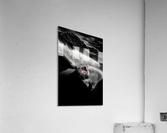Dark Freeride  Acrylic Print