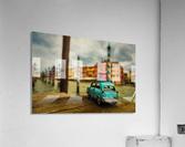 Venice Stopped  Acrylic Print