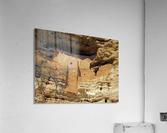 Montezuma's Castle-12  Impression acrylique